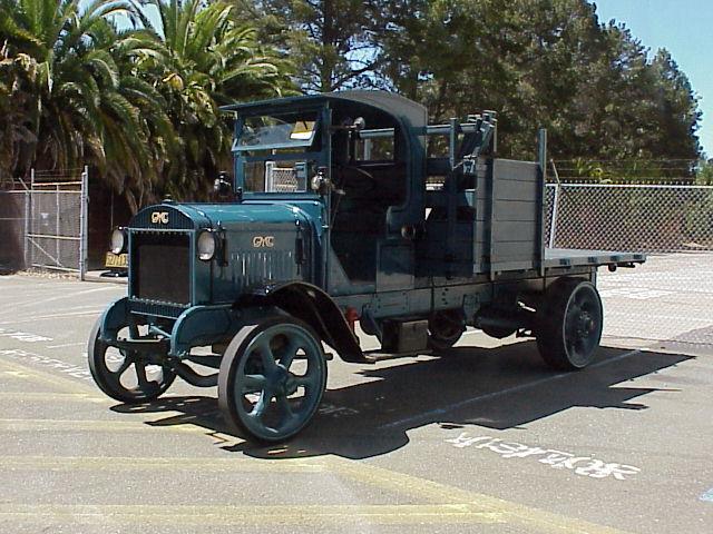 1925 Gmc 5 Ton